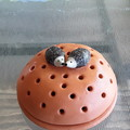 Mosquito Coil Holder, Hedgehog design