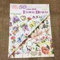 Book - 50 Cross Stitch Floral Designs by Sam Hawkins