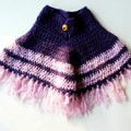 Baby/Toddler Poncho or Adult Neck Warmer
