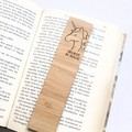Unicorn Bookmark, Bamboo Bookmark, Believe In Magic, Birthday Gift