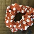 Rust Spot  Scrunchies
