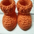 Crochet Cotton Gift Set - newborn to 3 months.