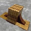 Handmade Timber Coaster Set
