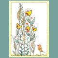 Whimsical Art, Watercolour art, Printable art, Instant download, Nursery print
