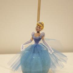 Princess toffee apples