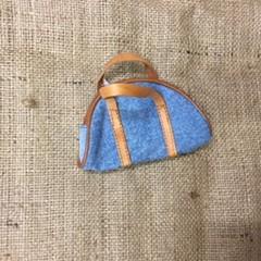 Denim Bag for Doll or Teddy Bear