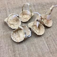 Tiny Flower Baskets