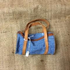 Duffle Bag for Doll or Teddy Bear
