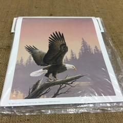 Paper Tole Prints - Eagle