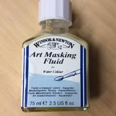 Winsor & Newton Art Masking fluid for Water Colour