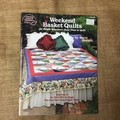 Book - Weekend Basket Quilts for People who don't have time to quilt