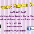 Mid Coast Fabric Online