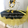 Additional Yellow tulle layering for your Emma Tutu skirt