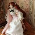 1/12th OOAK Hand Made Porcelain Doll  Isobel