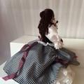 1/12th OOAK Hand Made Porcelain Doll  Ruby Gypsy Princess