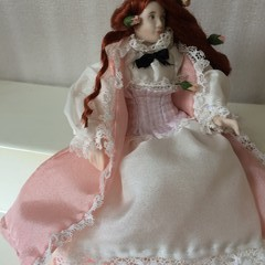 1/12th OOAK Hand Made Doll  Isobel