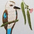 DIY Kit Cookie the kookaburra