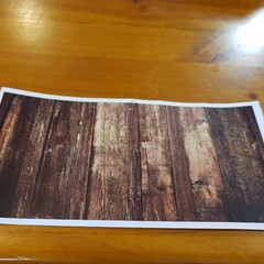 RUSTIC WOODGRAIN ENVELOPES