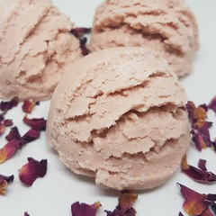 Artisan Rose Geranium Bath Truffle