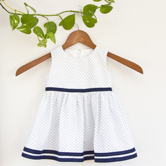 Ethical Cotton Toddler Dress Size 1