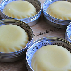 Lotion Bar in tin 1x 50g ( scented)