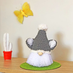 Koala Gnome with Fluffy Ears
