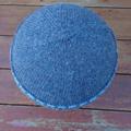 Pure wool beanie unisex