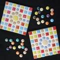 """Mosaic Coasters """"Circles & Squares"""""""