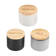 RESIN COFFEE  TEA SUGAR SET - DIY YOUR LID COLOURS ,