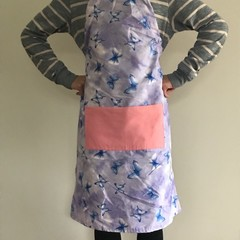 Butterflies Adult adjustable apron