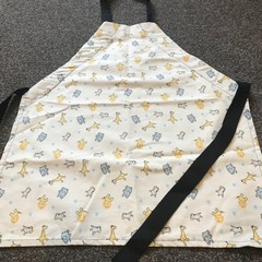 Jungle animals Kids adjustable apron aged 1-4