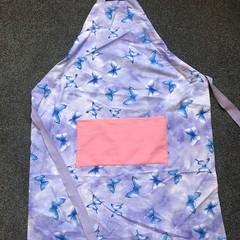 Butterflies Adult adjustable apron