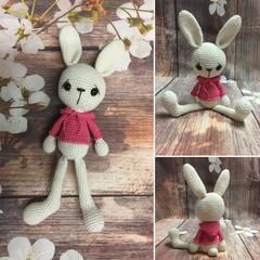 Bunny In Jacket