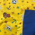 Pirates Kids  adjustable apron aged 1-4