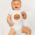 Lion Applique Template. PDF Template. Jungle Animal Applique Design, Children