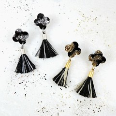 Lux collection tassels