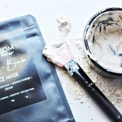 Banana + Bamboo Clay Face Mask