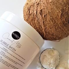 Coconut Milk Bubble Bath