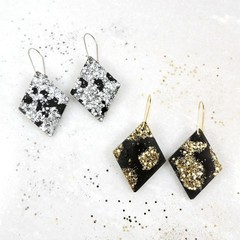 Lux collection diamond dangles