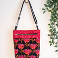 Red Waratah Bag/Tote