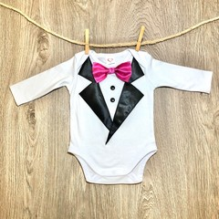 This Baby Formal suit would make a wedding outfit or baby boy shower gift.