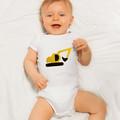 Excavator Applique Template, DIY, PDF Pattern, Boy, Baby