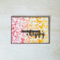 Encouragement Card, Do More of what makes you happy, Friendship Card, Butterfly