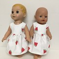 Dolls  Dress to fit Luvabella and Baby Born dolls