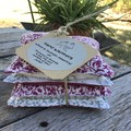 Lavender Hand Warmers Pack of 4