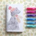 Handmade Notebook, Sketch Book, Journal, Diary, Blank Book, Writers Gift