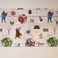 Comi-Pok Comic Display Wall Hanger, Size 4