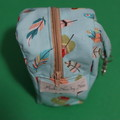Emergency Kit Mini Backpack shape Purse with surprises inside