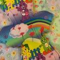 "12"" (30.5cm) Care Bears heavy cloth pad (cloth pads category)"