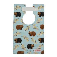 Wombats Large Style Bib